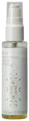 PCE 3-9/B hair oil color brilliance rinse off 75ml