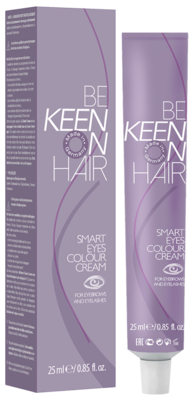 KEEN Smart Eyes CC black 25 ml - černá