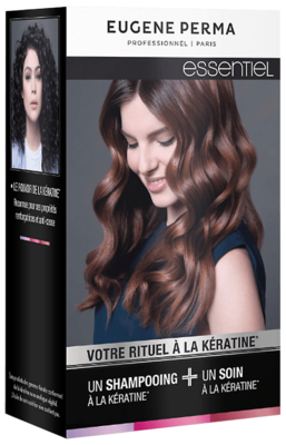ESSENTIEL BOX KERATIN COLOR šampon + maska - 1