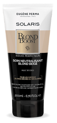 SOL BOOST BEIGE BLOND /ANTI-YELOW CONDITIONER 200ml 130FR