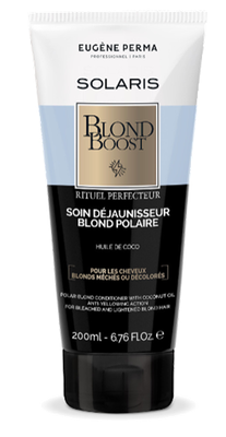 SOL BOOST POLAR BLOND / NEUTRALIZING CONDITIONER 200ml 128FR